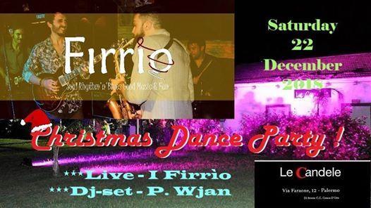 Le Candele Palermo.Christmas Dance Party Firrìo Live Djset P Wjan Le Candele