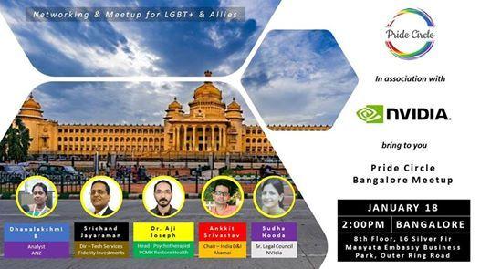 Pride Circle - Bangalore Meetup (Jan)