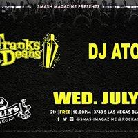 Franks &amp Deans DJ Atomic - Free