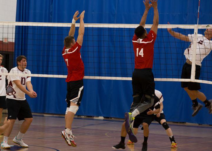 Rebels JVGrade 9 Volleyball Challenge