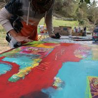 Paint your life in colour - Creative retreat