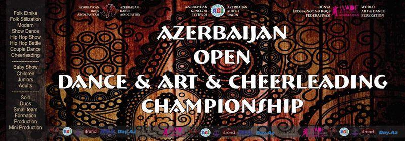 Azeri Dance Open 2019 Azrbaycan Rqs zr Aq empionat