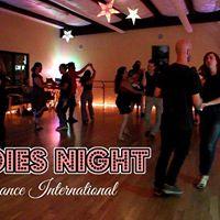 Ladies Dance for Free this Saturday Night