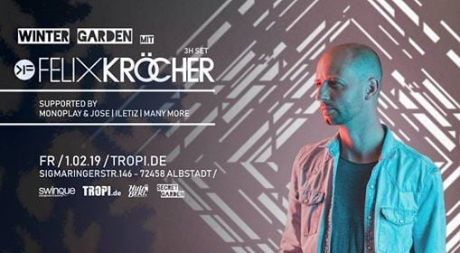 Winter Garden mit Felix Krcher - 3h set