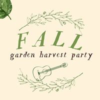 Fall Garden Harvest Party