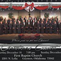 FBC Christmas Concert 2017