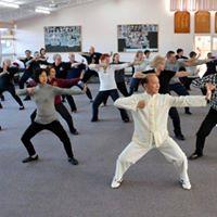 Qigong Workshop with Senior Master Chin Min