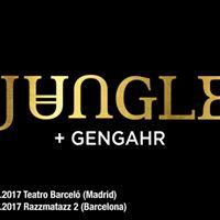 Jungle en Madrid