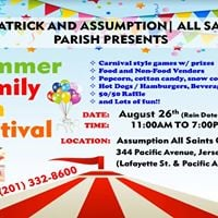 2nd Annual Summer Family Fun Festival