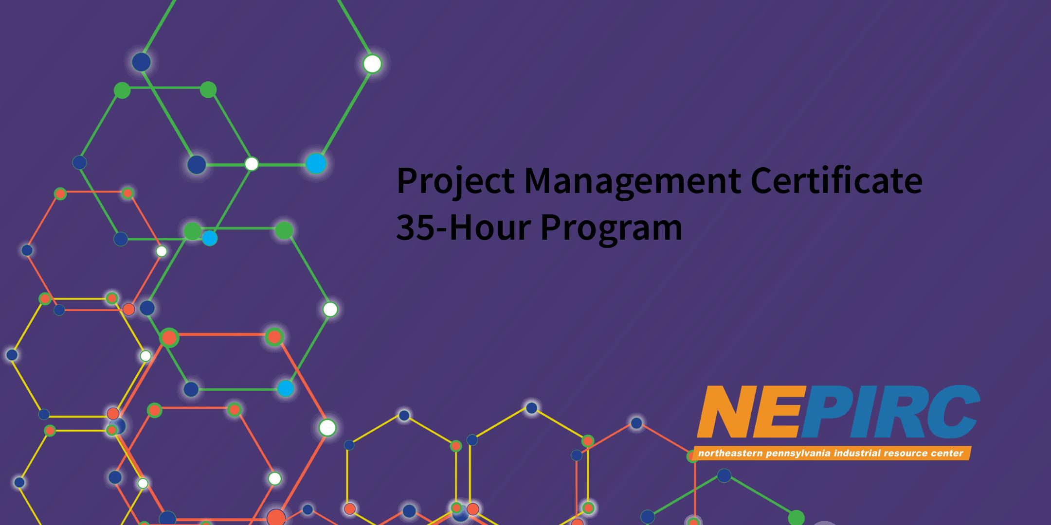 Project Management Certificate Program Nepirc Thursdays