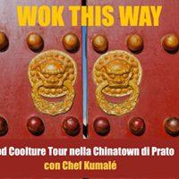 WOK This WAY visita guidata all food side di Prato Chinatown