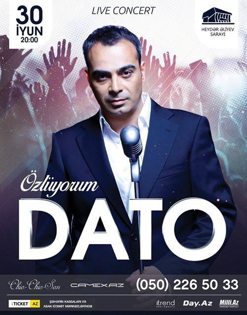 DATO - solo konsert