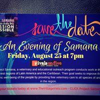 Evening of Samana