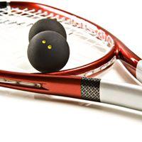 Slavnostn ukonen sezny a turnaj ve squashi a ricochetu