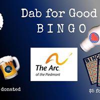 Dab for Good Charity Bingo