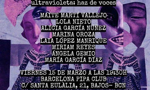 Ultravioleta haz de voces