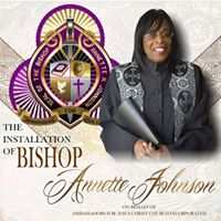 The Episcopal Consecration of Bishop-Elect Annette Johnson