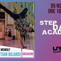 Hip Hop Dance Lab - Breaking &gtMowgly&lt Cristian Bilardi