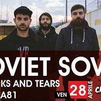 Soviet Soviet  Tanks And Tears  Area81 At Capanno17
