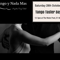 Tango Taster day