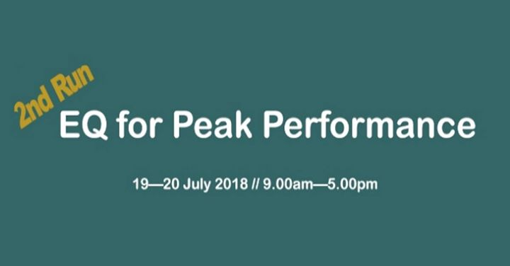 2-Day Workshop EQ for Peak Performance