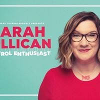SOLD OUT Sarah Millican  Control Enthusiast