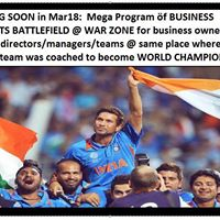 Business Projects BattleField - 4 days Outbound Program