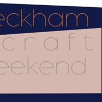 Peckham Craft Weekend