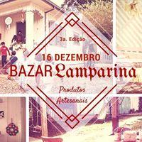 Bazar Lamparina - 3a. Edio