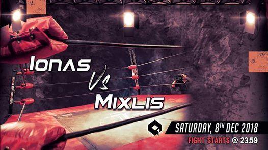 Ionas Vs Mixlis on SAT 812