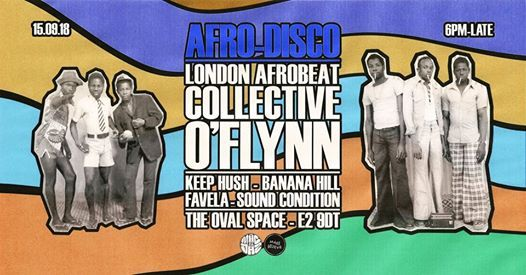 The East London Afro Disco