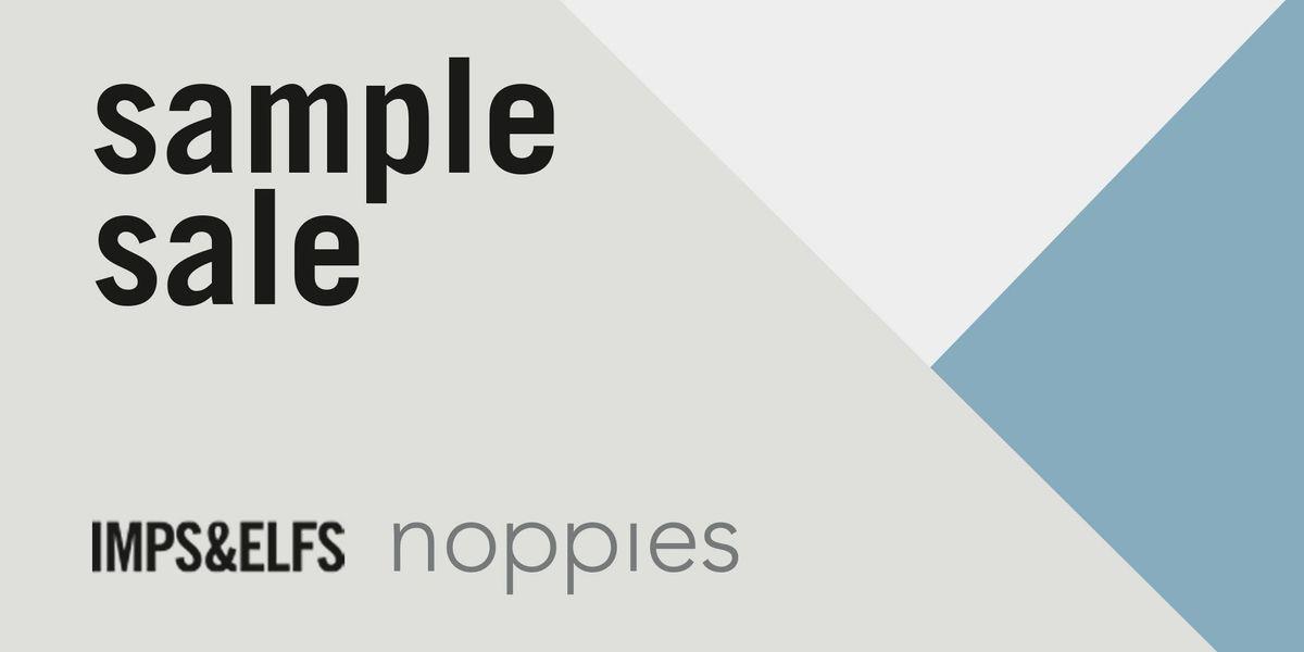 Final Sample Sale IMPS&ELFS & Noppies