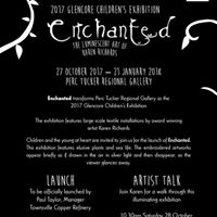 Artist Talk Enchanted