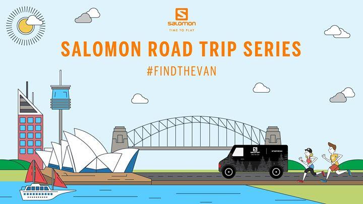 Salomon Road Trip Series - Sydney & Blue Mountains