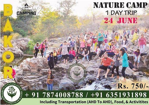 Bakor Nature Camp (1 Day Camp)