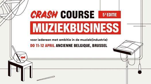 Crash Course Muziekbusiness 2019