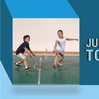 Decathlon Junior Badminton Tournament