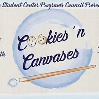 SCPC Presents Cookies n Canvases