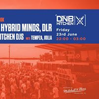 DnB Kitchen presents - Outlook Festival Launch Party Exeter