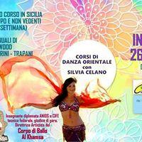 Corsi Di Danza Orientale Con Silvia Celano