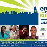 4th Annual Green the Church Summit