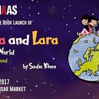 Book Launch Selena and Lara Travel the World