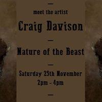 Meet the artist - Craig Davison