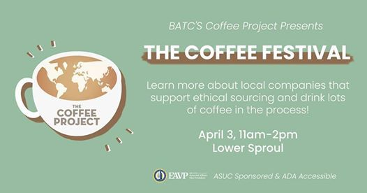 BATCs Coffee Festival