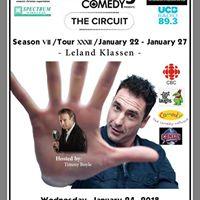 The Circuit Comedy Tour - Sarnia