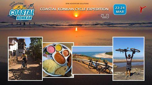 Coastal Konkan Cycle Expedition 4.0