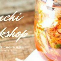 Kimchi Workshop with Junhee