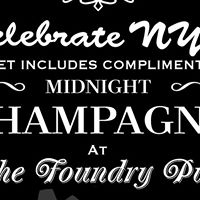 Ring in 2018 with The Foundry Pub