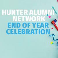 Hunter Alumni Network End of Year Celebration