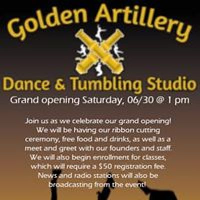 Golden Artillery Dance & Tumbling Studio